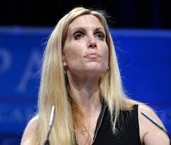 ann coulter skinny A Little Sympathy for Ann Coulter