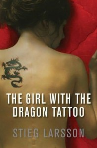 girl with the dragon tattoo stieg larsson 196x300 Double BANG Book Review: The Girl with the Dragon Tattoo + The Book Thief