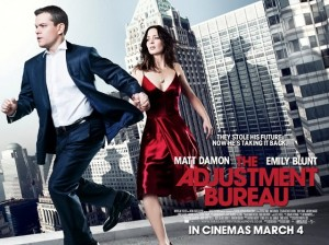 The Adjustment Bureau 300x224 BANG Movie (and story) Review: The Adjustment Bureau