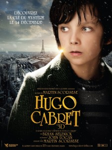 Hugo Cabret French Poster 225x300 BANG Movie Review: Hugo