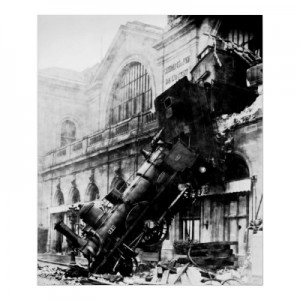 gare montparnasse train wreck 1895 300x300 BANG Movie Review: Hugo