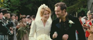Sherlock Holmes A Game of Shadows Kelly Reilly wedding Jude Law trailer cap 2 300x130 BANG Movie Review: Sherlock Holmes   A Game of Shadows