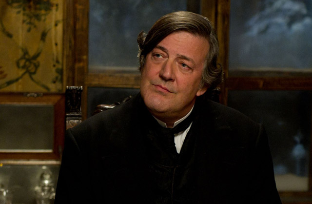 sherlock holmes 2 stephen fry BANG Movie Review: Sherlock Holmes   A Game of Shadows