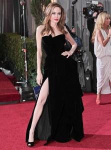 angelina jolie 2012 oscars 222x300 Oscar Night 2012 + Dilovelys EXTRA Oscars