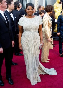 octavia spencer 2012 oscars 214x300 Oscar Night 2012 + Dilovelys EXTRA Oscars