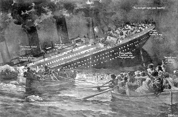 Who Would You Have Been When The Titanic Sank It 39 S Dilovely