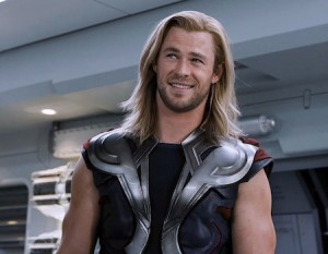 Thor Chris Hemsworth The Avengers 300x233 Non Expert Thoughts on The Avengers