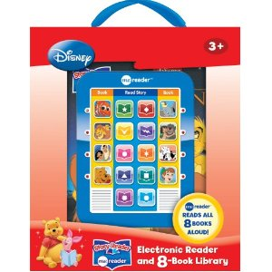 Disney electronic me reader My Sons Epic Third Birthday Celebrations