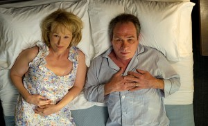 hope springs meryl streep tommy lee jones 300x182 Evidence that after seven years of marriage, my Hubbibi and I are OLD