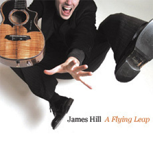 james hill a flying leap James Hill   and Anne   Concert, with baby in tow