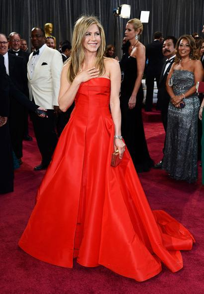 jennifer aniston oscars 2013 Dilovelys Extra Oscars 2013 + Defense of Seth MacFarlane