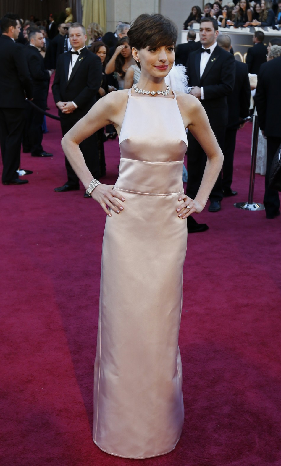 oscars 2013 worst dressed celebrities on red carpet Dilovelys Extra Oscars 2013 + Defense of Seth MacFarlane