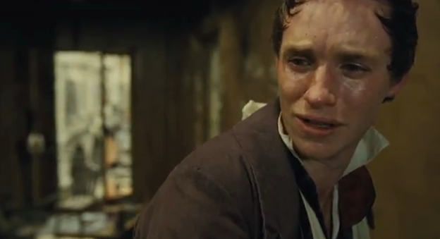 eddie redmayne empty chairs at empty tables A Review of All Things Misérables