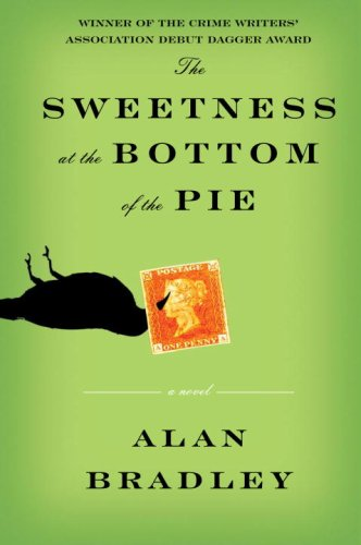sweetness at the bottom of the pie alan bradley BANG Book Review: 9 Volume Bookstravaganza!
