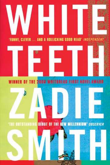 white teeth zadie smith BANG Book Review: 9 Volume Bookstravaganza!