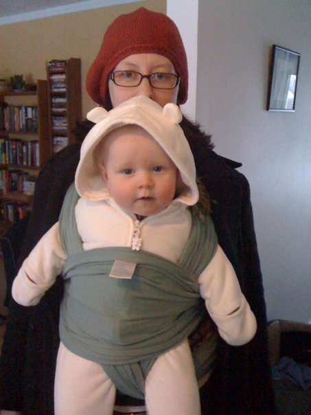 E snowsuit Baby ABs Fashion Blog   Issue #17: Cozy
