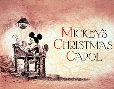 MickeysChristmasCarol1 An Unabashed Christmas Post