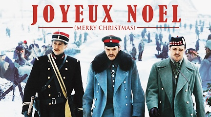 joyeux noel merry christmas An Unabashed Christmas Post