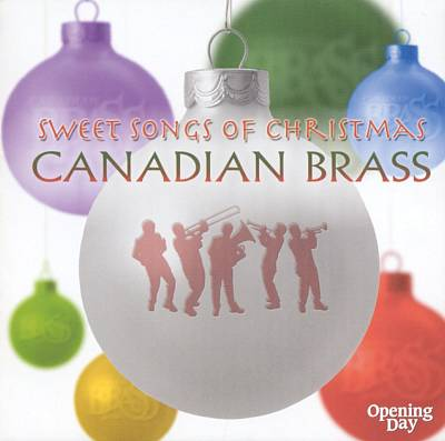 xmas canadian brass An Unabashed Christmas Post