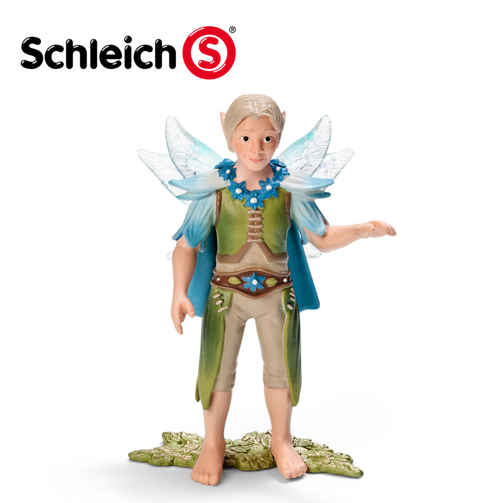 Schleich lily fairy s70457 59 Freezing and Thawing and Partying